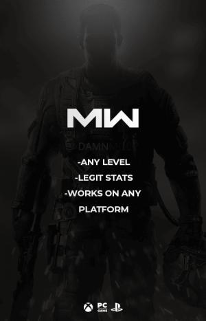 Modern Warfare Unlock Service
